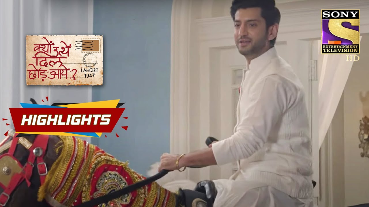Veer's Cheerful Announcement   Kyun Utthe Dil Chhod Aaye?   Episode 54   Highlights
