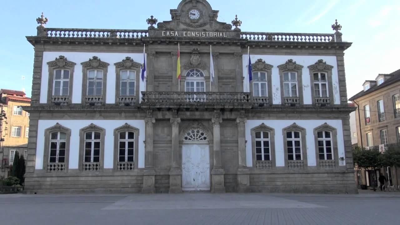 Casa consistorial o casa do concello de pontevedra youtube - Casas prefabricadas pontevedra ...