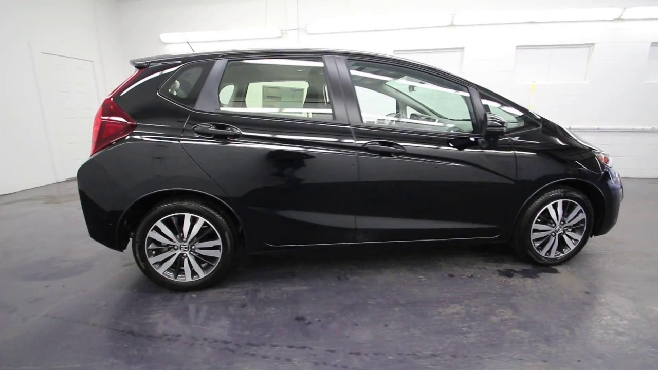2017 Honda Fit EX | Crystal Black Pearl | Seattle | Burien | Renton