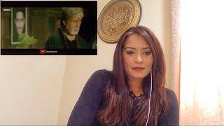 "Moroccan reacts to ""sarkar 3"" official trailer amitabh bachchan yami g m bajpaee &jacki shroff"