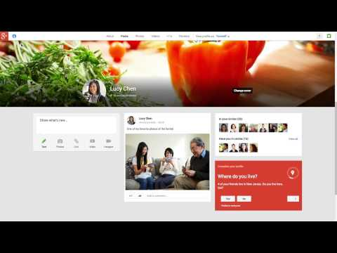 Google+: How to get started