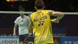 Yonex All England 2011 - MSF - LEE Chong Wei [MAS] vs [CHN] LIN Dan - Part 4/5