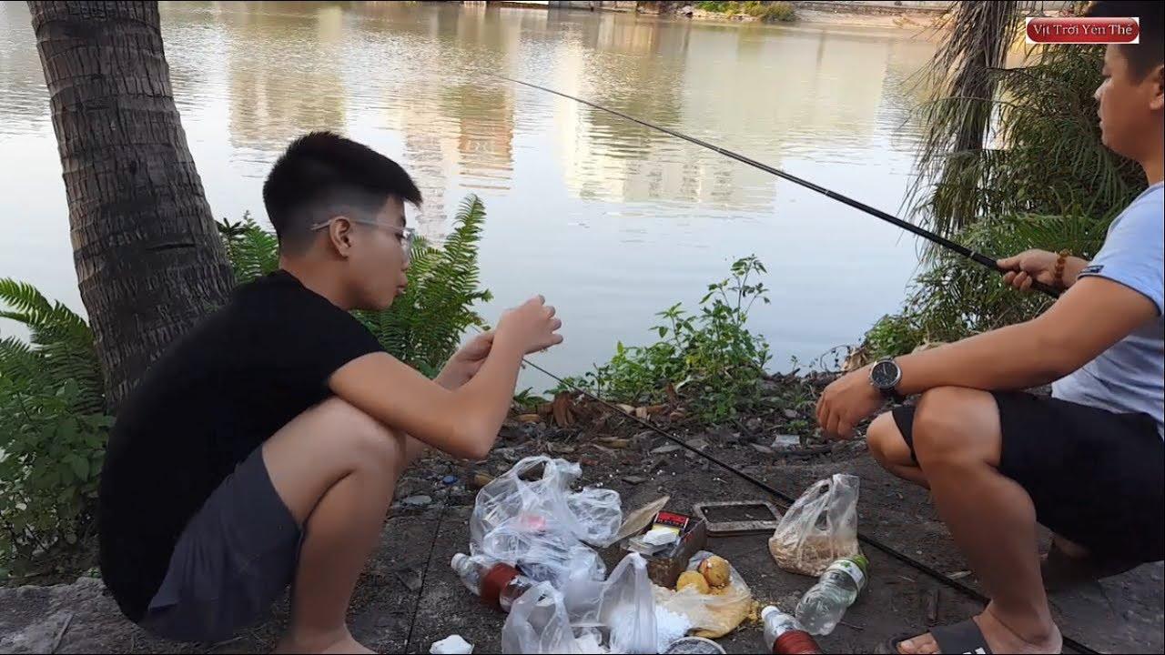 Trải nghiệm câu cá giải trí ở đập cái tắt Hải Phòng