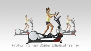 Proform Smart Strider Elliptical Trainer REVIEW