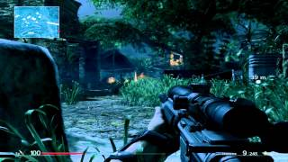 Sniper - Ghost Warrior - Mission #11 - The End Is Near in [1080p]