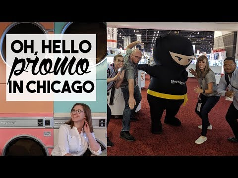 Oh, Hello Promo in Chicago | WEEKLY VLOG