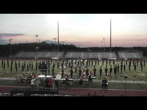 Spain Park High School Band Contest-Thompson High School-92416
