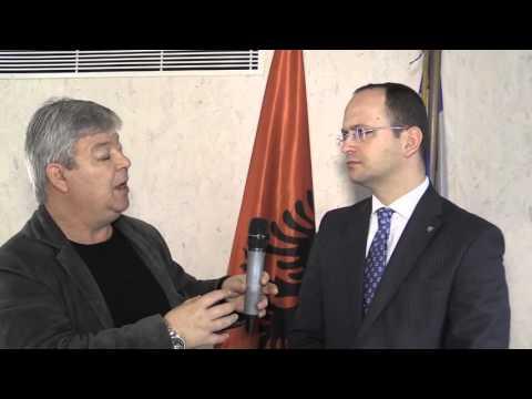 """Intervistë ekskluzive e ministrit të jashtëm shqiptar, Ditmir Bushati për """"tribuna-news"""""""