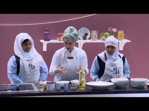 Live: Chef Khawla Aissane - Cooking with Children