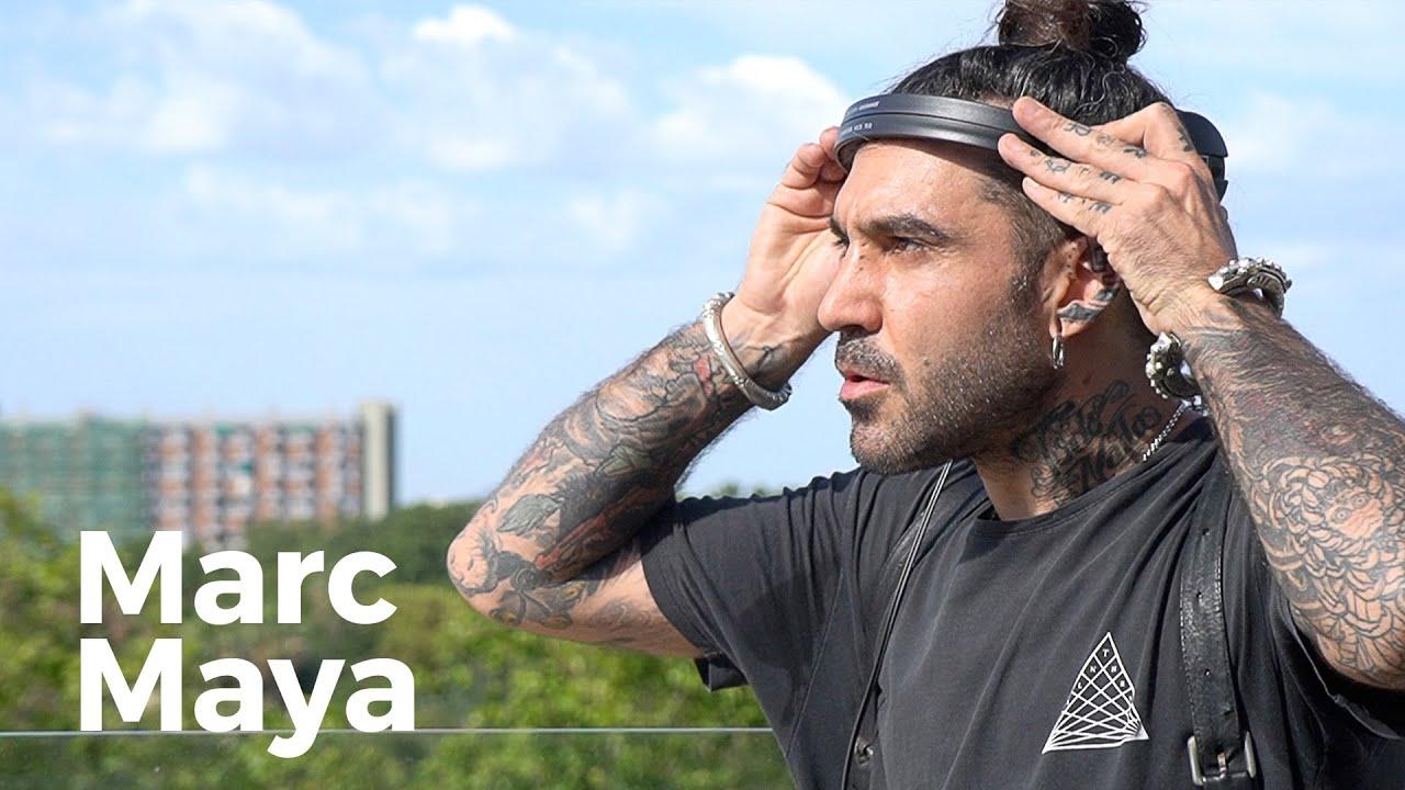 Marc Maya - Live @ Radio Intense Barcelona 30.07.2020 / Tech House mix