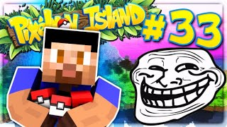 trolling speedy pixelmon island smp 33 pokemon go minecraft mod