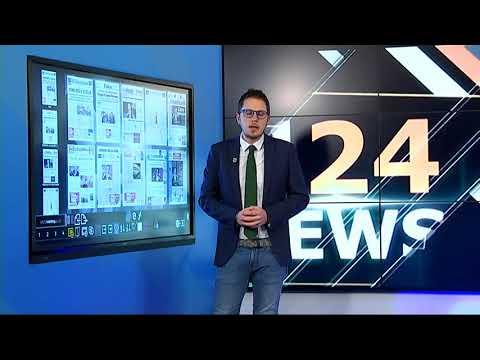 TG NEWS 24 RASSEGNA | 23 Gennaio 2020 | 1a parte