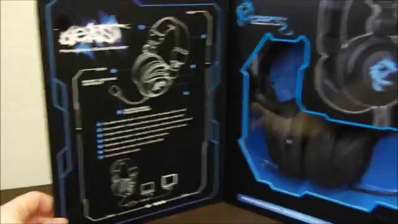 Nicole Does Stuff  10  DragonWar Beast Headset w Microphone Unboxing    Review - YouTube 9062a3b29a