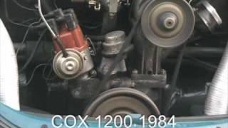 COX 1200 1984 DU MAT MOTEUR TOURNANT