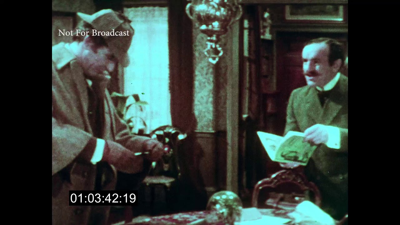 Download Private Life of Sherlock Holmes Production Short (1970)