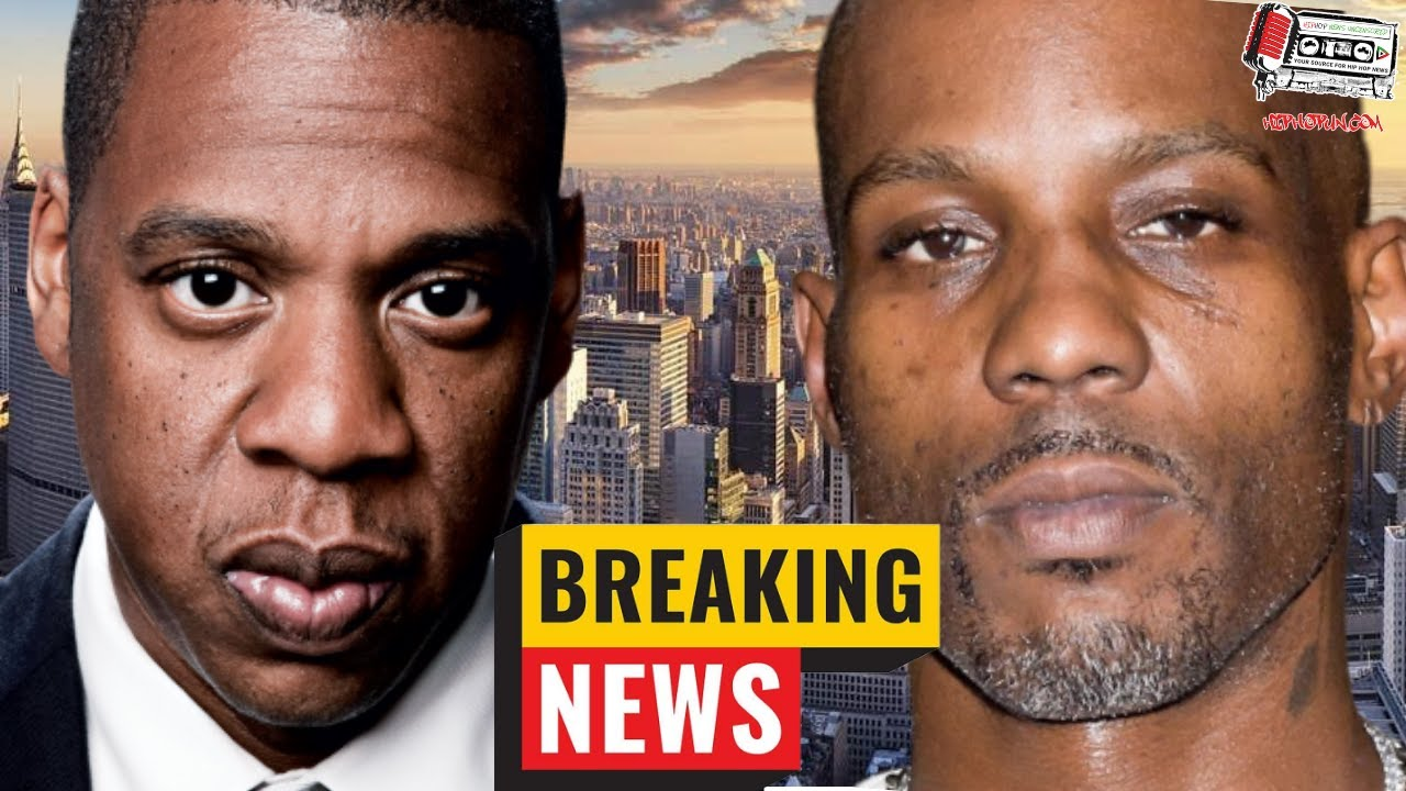 BREAKING: Major Info Just Released About Jay-Z & DMX!
