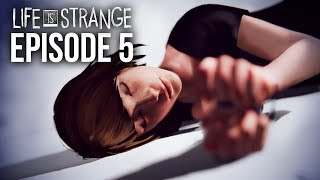 LIFE IS STRANGE EPISODE 5 Gameplay Walkthrough - POLARIZED (Full Episode)