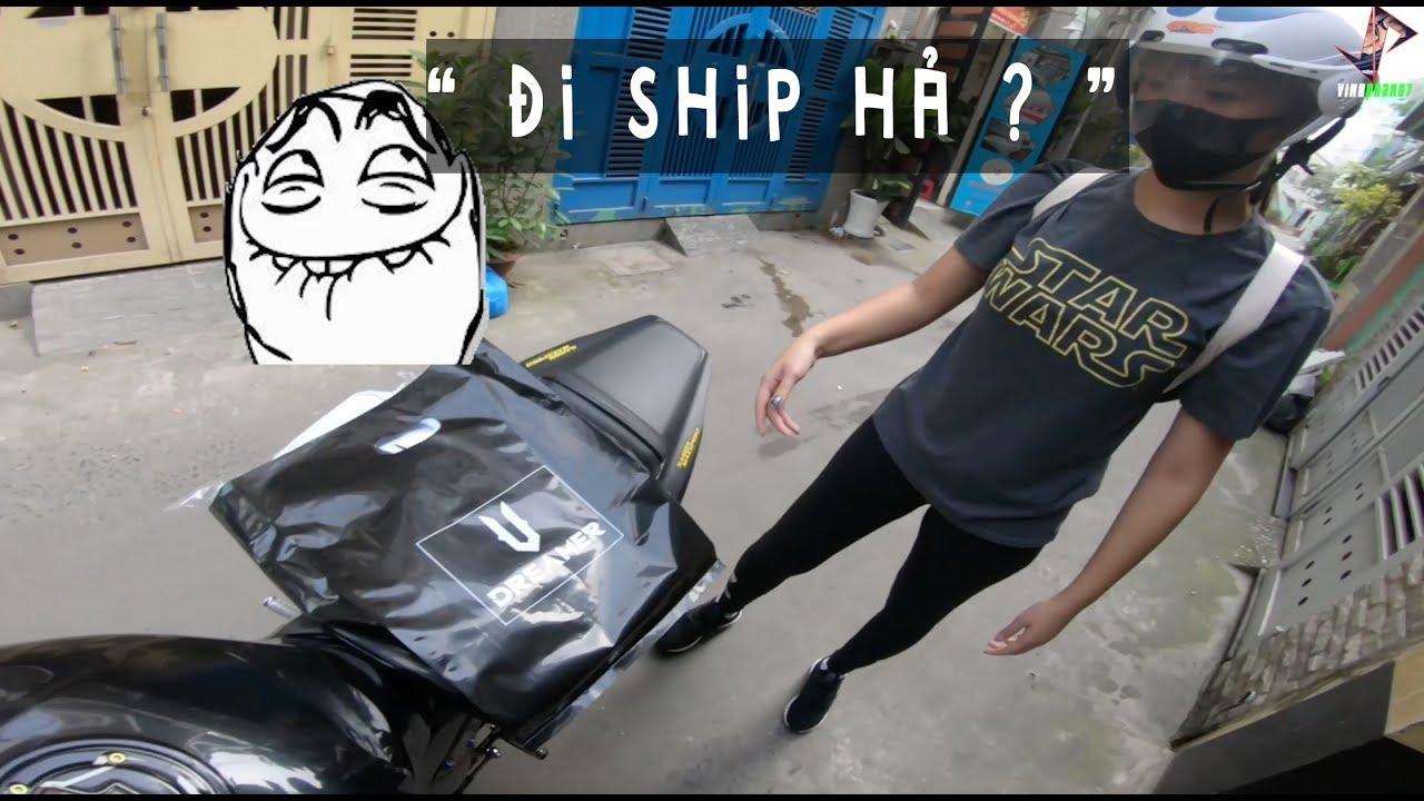 Troll bạn gái – lấy Zx10r làm Shipper Balo – V Dreamer Store