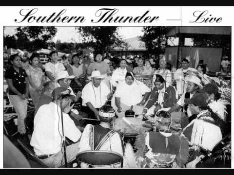 Southern Thunder - Live Side B 6. Old Pawnee Trick Song