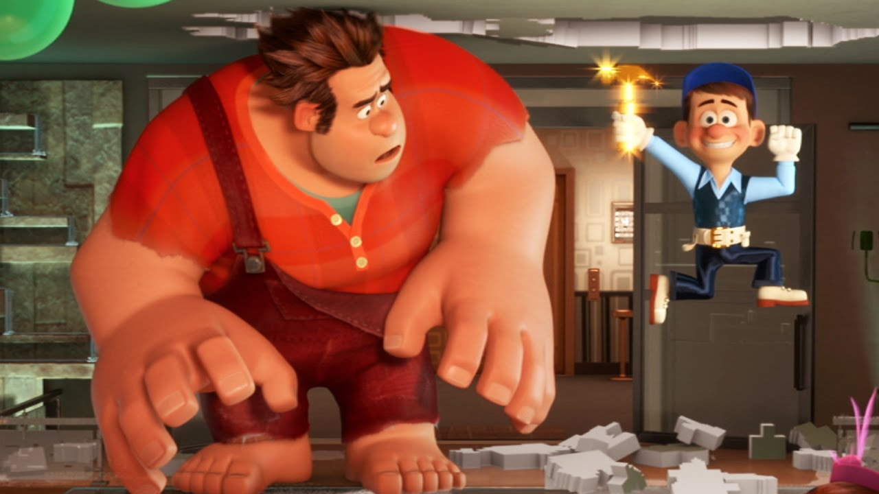 Wreck-It Ralph Trailer 3 - 2012 Movie - Official [HD ...