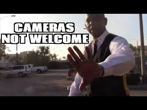 1st Amendment Audit, Scientology Inglewood Org: Cameras Not