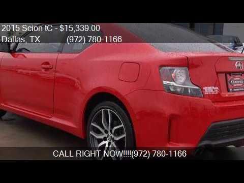 2017 Scion Tc For In Dallas Tx 75237 At Atkinson Toyo