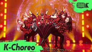 [K-Choreo 8K] 핑크판타지 직캠 'Poison(독)' (Pink Fantasy Choreography) l @MusicBank 210723