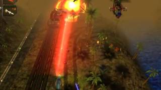 Let's Play Air Strike 3D II : Gulf Thunder - Single Player - Level 10