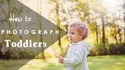 Tips on Photographing Toddlers