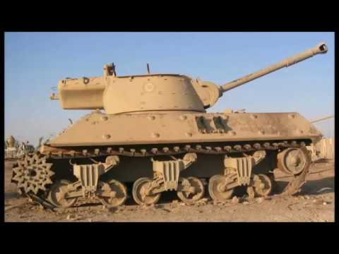 World War II Tanks Found in Iraq
