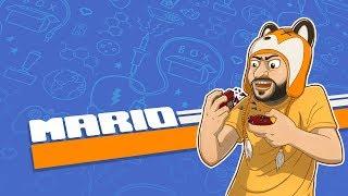 Mario's Minute 013 ft. Modern Vintage Gamer - Modding Throwbacks, Soulja Boy, Bungie Split