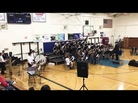 Durham Intermediate Band December 2017