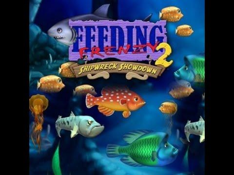 Feeding Frenzy 2 Shipwreck Showdown, Part 1