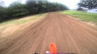 Couple laps at Valley MX (Morlands)