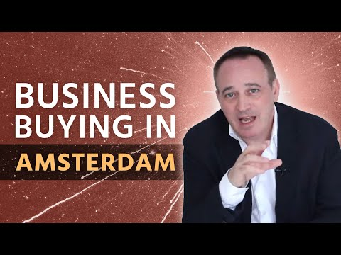 Business Buying In Amsterdam with Jonathan Jay