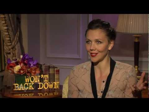 Maggie Gyllenhaal: I Don't Worry About Being a Good Mom