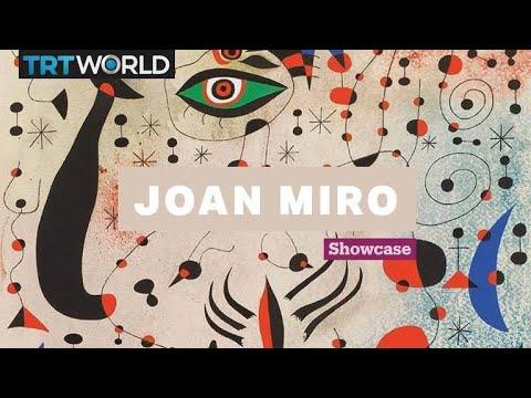 Joan Miro in Istanbul   Exhibitions   Showcase