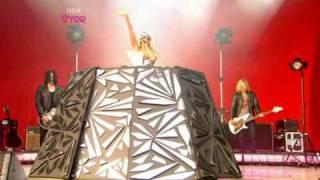 Lady GaGa - Paparazzi Glastonbury