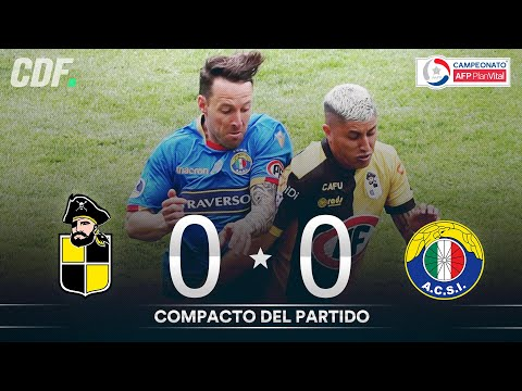 Coquimbo Audax Italiano Goals And Highlights