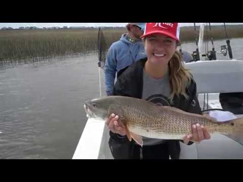 Bay Rider Boats And Seahawk Inshore Charters