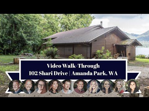 102 Shari Drive   Smanda Park, WA   Video Walk-Through