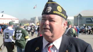 Green Bay American Legion post has long history with Packers