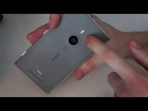 Nokia Lumia 925 - Unboxing and First Impressions