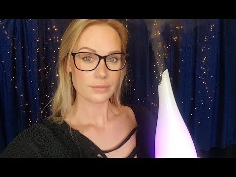 ASMR Aroma Therapy Tapping and Bubble Wrap
