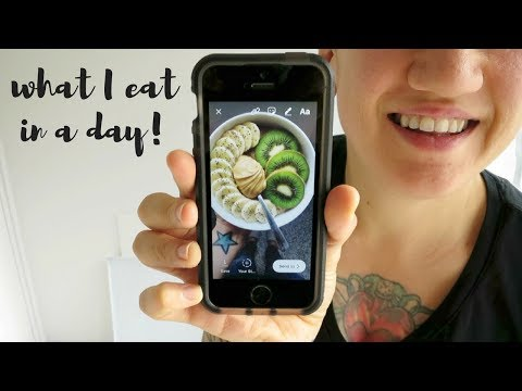 WHAT I EAT IN A DAY VLOG + butternut squash marinara recipe! | Whole Foods Plant Based