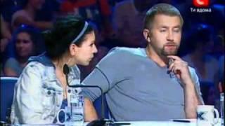 Х-фактор Украина, Александр Павлик (X-factor, Aleksandr Pavlik)