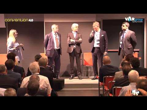 Sessione Cloud Computing - Convention Var Group