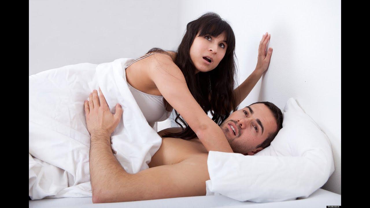 Жена захотела большой прощения