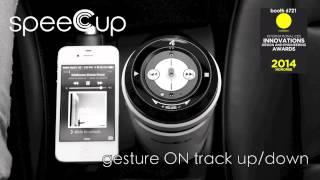 speeCup CES Press Pitch Video