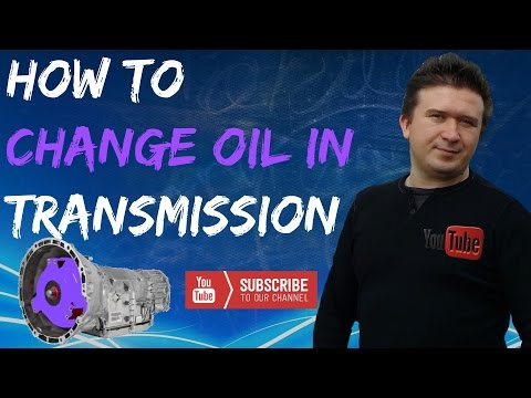 Mercedes Sprinter Series: Transmission Oil Change on 722.3 722.5! How To: Part 24